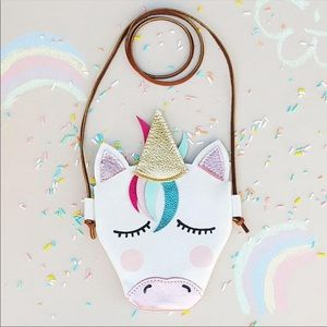 Other - RESTOCKED Little Girls Adorable Unicorn Purse 